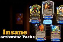 Insane Hearthstone Packs / See some of the most improbable packs and some insane reactions right here.