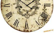 orologio shabby