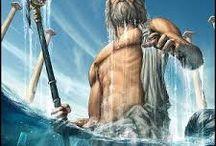 griekse goden / griekse goden