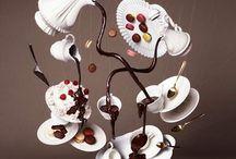 Chocolate's Sculpture