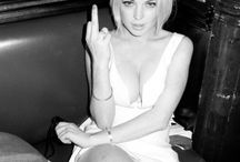 Lindsay Lohan / by Crystalynn Rediker