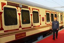 Palace on Wheels / Palace on Wheels 4th best luxury in the world.