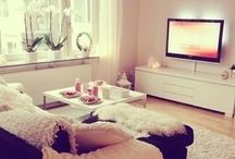Living Room / Inspiration for our living room for when we get out first house