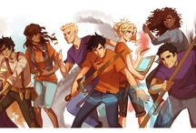 Fandom : Percy Jackson / Annabeth: Hey, Seaweed Brain. Percy: Will you stop calling me that? Annabeth: You know you love it. -- Thalia: Dance you guys! You look stupid just standing there. Annabeth: Well? Percy: Um, who should I ask? Annabeth: Me, Seaweed Brain. Percy: Oh. Oh right. -- Annabeth: I am never, ever going to make things easy for you, Seaweed Brain. Get used to it. -- Percy: We're staying together. You're not getting away from me. Never again. Annabeth: As long as we're together. / by Selina Mae Borbe
