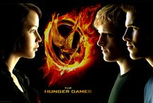 HUNGER GAMES!!! / by Sarah Saad