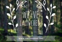 My Stuff / Greenandme.org