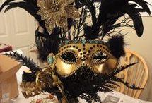 Masquerade Annual Dinner / Ideas/links/etc.