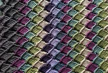 Tunisian crochettunisian crochet
