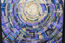 patterns and mosaics