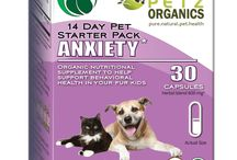 Anxiety Starter Pack / Nutritionally soothes the Central Nervous, autonomic, sympathetic & parasympathetic nervous systems  Relaxes stress triggers related to the adrenal, cardiovascular, digestive, excretory, muscular & respiratory systems  Mild nervine & sedative; does not drug your pet; Helps relax muscles, lower blood pressure & promote feelings of security; may help reduce separation anxiety  A natural tonic, helps to strengthen all body systems & to help restore emotional and immune balance