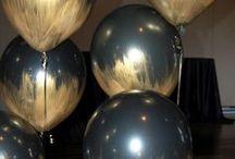 Ball decorations