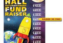 Fundraising Progress Charts / by Ed Rover