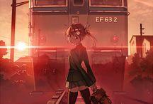 Illustration & Anime