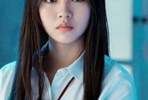 kim so hyun / south korean actress, model, and singer that I really love her