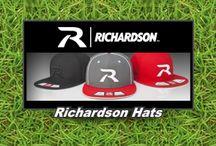Hats by Richardson / Full Line of Stock Richardson Hats. Graham Sporting Goods Richardson Dealer.