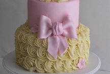 Beautiful cakes