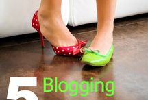 blogging / by Jade Hobbs