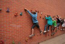 actividades infantiles aire libre barrio
