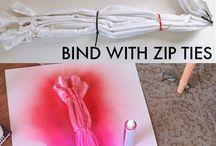 kleding verfen en bleken