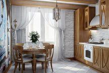 Kitchen / Kitchen interior