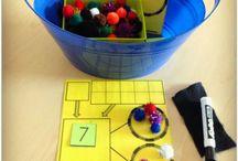 Recursos para trabajar la lógica matemática en infantil