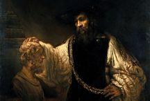 Aristotele e Platone (Aristotle & Plato)