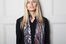 AW15 at cleverlywrapped / Our beautiful & luxurious AW15 scarves & accessories