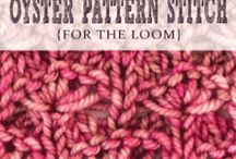 Loom knitting