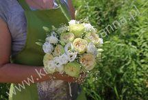 Florystyka ślubna, Dekoracja sal weselnych i kościołów / Kompleksowe usługi w zakresie florystki ślubnej i dekoracji weselnych. Dobry styl i staranność wykonania, a do tego odrobina kreatywności! Zapraszamy!