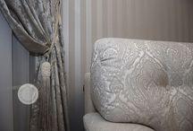 Наше портфолио / AcmeDecor Portfolio / Работы компании Акмэ в области пошива штор на заказ и текстильного декора.