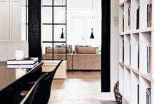 Hallway and flooring