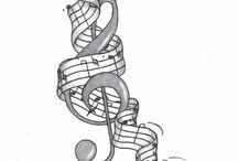 zenei mappa