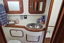 boats interior
