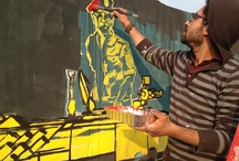 GRAFFITI / by THE SQUARE: Revolution in Egypt