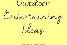 Food - Outdoor Entertaining