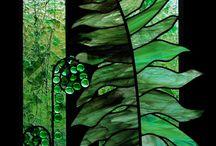 Art:  Colorful Glass