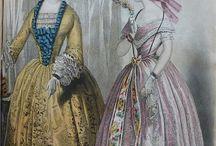 1850s - fashion plates