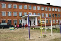 Orphanages / Places where children wait for parents