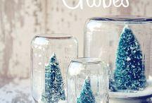 Christmass stuf/świeczniki