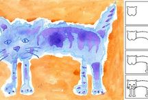 Cats / Cat art and craft