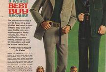 Anzuge, Suits 1970s
