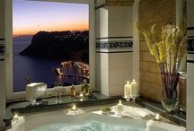 Bathtub designs / A bathroom's interior looks better with a great bathtub