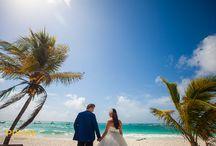 Wedding + Trash The Dress C&M / wedding mexico bridal photography cancun wedding