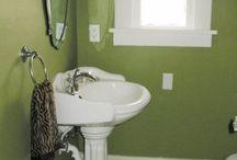 Bathroom / by Sara McIntire