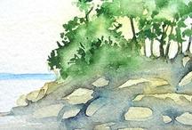Watercolor Dreams 2 / by Bobbi Sinclair