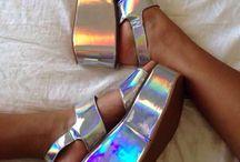 h ø lø l ø / Moda, fashion, holográfico, glitter, brilho