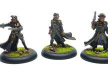 Kohlis Warmachine Miniaturen