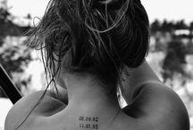 Tattoos / .....