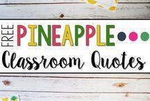 Pineapple Classroom