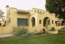 Spanish & Mediterranean Homes / Find the perfect color combination for your Spanish or Mediterranean style home. / by BEHR®